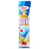 Трубочки для молока «Волшебная соломинка» со вкусом клубники