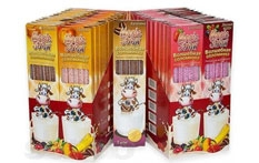 Трубочки для молока «Волшебная соломинка»