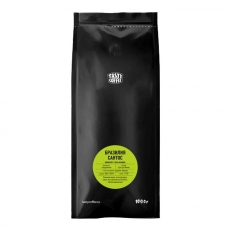 Молотый кофе Бразилия Сантос «Tasty Coffee» 1000 гр