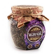 Сибирский Иван-чай с чебрецом и шалфеем