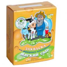 Мезофильная заквасочная культура «Lactoferm ECO» для мягких сыров, фермерского использования