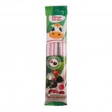 Трубочки для молока «Волшебная соломинка» со вкусом лесные ягоды