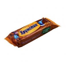 «Хрумстик» в шоколадной глазури со вкусом варёной сгущёнки