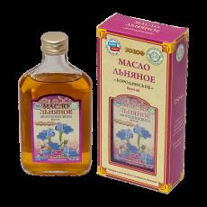 Льняное масло «Бородинское»