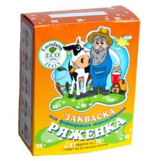 Закваска «Lactoferm ECO» ряженка для фермерского использования
