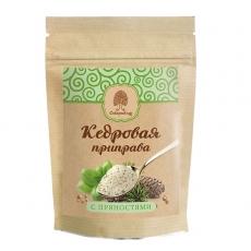 Кедровая приправа «С пряностями» Сибирский Кедр