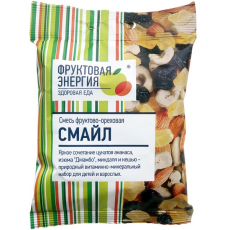 Фруктово-ореховая смесь «Смайл»