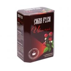 Иван Чай с добавлением листа малины Сила Руси