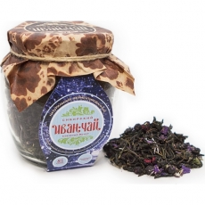 Сибирский Иван-чай «Снежный вечер»