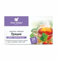Чайный напиток «Грация» Алтай-Селигор