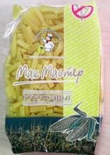 Безглютеновые макароны кукурузные треугольный рожок ТМ МакМастер