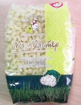 Безглютеновые макароны рисовые рифленая трубочка ТМ Макмастер