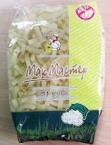 Безглютеновые макароны рисовые треугольный рожок ТМ Макмастер