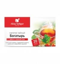 Чайный напиток «Богатырь» Алтай-Селигор
