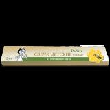 """Свечи детские ушные из натурального пчелиного воска """"Доктор Вера"""""""