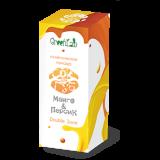 Гигиеническая помада «Сок для губ» манго-персик