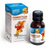 Детский сироп «Помогуша» иммуномодулирующий