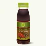 Натуральный сироп из топинамбура без сахара с какао
