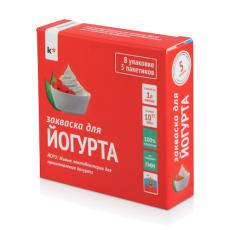 Закваска для йогурта «ЙОГО»